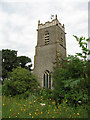 TG1334 : St Michael's church in Plumstead by Evelyn Simak