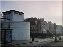 TQ2785 : Belsize Park deep shelter (south), Haverstock Hill / Downside Crescent, NW3 (4) by Mike Quinn