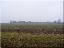 TM3368 : Broad Oak Farm by Geographer