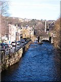 SD9927 : Hebden Water by Gordon Hatton