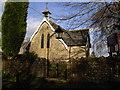 ST5362 : Gateway to St James's Church, Regil by John Lord