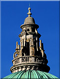 J3374 : Dome, Belfast City Hall (5) by Albert Bridge