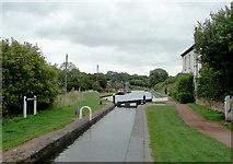 SO9969 : Tardebigge Top Lock No 58, Worcestershire by Roger  Kidd