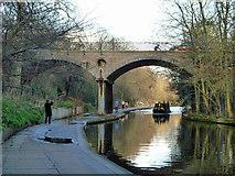 TQ2783 : Blow-up Bridge by Robin Webster