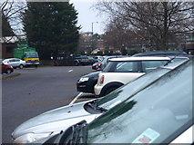 SP2055 : Car Park by Dennis simpson