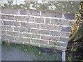 SJ4769 : Cut Mark, Broomhill Bridge by VBForever