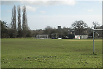 SP2160 : Snitterfield Recreation Ground by Robin Stott