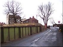 SD7217 : The road bridge at Entwistle railway station by Raymond Knapman