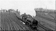 SE5703 : Down express leaving Doncaster by Ben Brooksbank