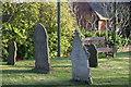 SK2707 : St Mary the Virgin, Church Graveyard  (10) by Chris' Buet