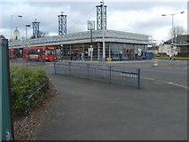 SO9596 : Bilston Bus Station by Gordon Griffiths