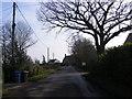 TM3581 : The Street, Rumburgh by Geographer