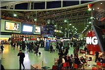 TQ3179 : Waterloo Station by N Chadwick