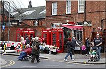 TQ3296 : Bustle on Church Street by Martin Addison