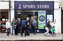 TQ3296 : Spurs Store by Martin Addison