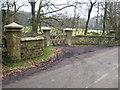 SW6032 : Gateway to Godolphin House by Rod Allday