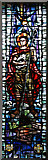 TQ3179 : St Mary, Lambeth Road, Lambeth - Stained glass window by John Salmon