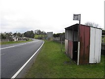 H6058 : A5 Omagh Road, Glencull, Seskilgreen by Kenneth  Allen