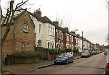 TQ2772 : Wontner Road by Derek Harper