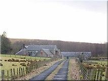 NS6725 : Upper Wellwood Farm, near Muirkirk by Becky Williamson