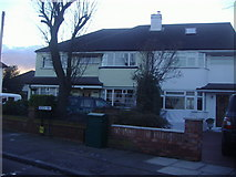 TQ1372 : Houses on Beech Way by David Howard