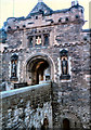 NT2573 : The Gatehouse, Edinburgh Castle by David Dixon