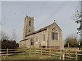 TF9521 : Brisley St Bartholomew's church by Adrian S Pye