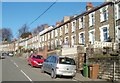 SO1402 : Queen's Road, New Tredegar by Jaggery