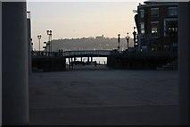 ST1974 : Roald Dahl Plas, formerly the Bute West Dock Basin by Adrian Platt