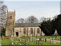 TF9123 : Whissonsett St Mary's church by Adrian S Pye