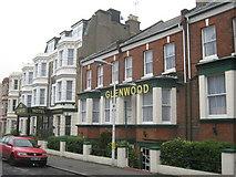 TR3671 : The Glenwood Hotel by David Anstiss
