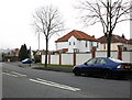ST5677 : Junction of Falcondale Road and Stoke Lane, Redland by Roger Cornfoot