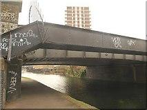 TQ3681 : Victory Bridge by Derek Harper