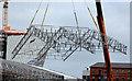 J3575 : The Hamilton Dock, Belfast (4) by Albert Bridge