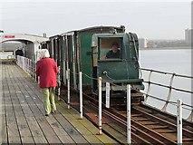 SU4208 : Hythe Pier Railway by Oliver Dixon