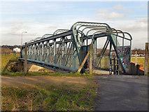 SD8100 : The Jubilee Footbridge by David Dixon