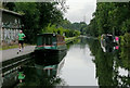 SP0581 : Worcester and Birmingham Canal at Bournville by Roger  Kidd