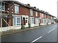 SU6402 : Terraced houses in Whale Island Way by Basher Eyre