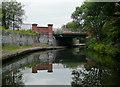 SP0482 : Bridge No 80 near Selly Oak, Birmingham by Roger  Kidd