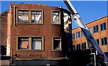 J3474 : Ann Street/Victoria Street development site, Belfast (9) by Albert Bridge