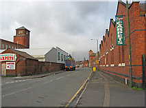 SO8376 : New Road, Kidderminster by P L Chadwick
