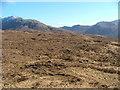 NM8562 : Open moorland above Sunart by Richard Laybourne