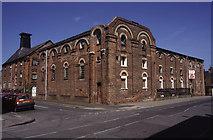 SK3336 : Manchester Street Maltings, Derby by Chris Allen