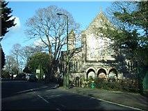 SX9364 : St Matthias Church by David Smith