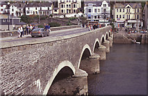 SX2553 : Looe Bridge by Stephen McKay