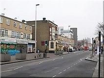 TQ2976 : Wandsworth Road, SW8 by Derek Harper