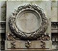 J3373 : Cenotaph, Belfast (detail) by Albert Bridge