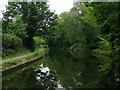 SP0584 : Worcester and Birmingham Canal near Edgbaston by Roger  Kidd