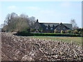 TF6115 : St Helen's Chapel, Low Road,  Saddlebow, King's Lynn by Richard Humphrey