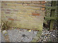 SJ3575 : Cut Mark: Ledsham Hall Lane by VBForever